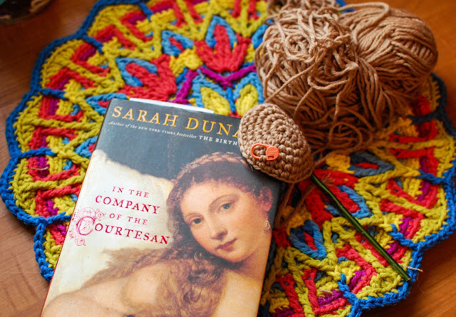 Wednesdays Yarn Along