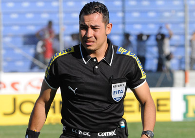 Fifa referees news 2012 2013 concacaf champions league - Hector santos ...
