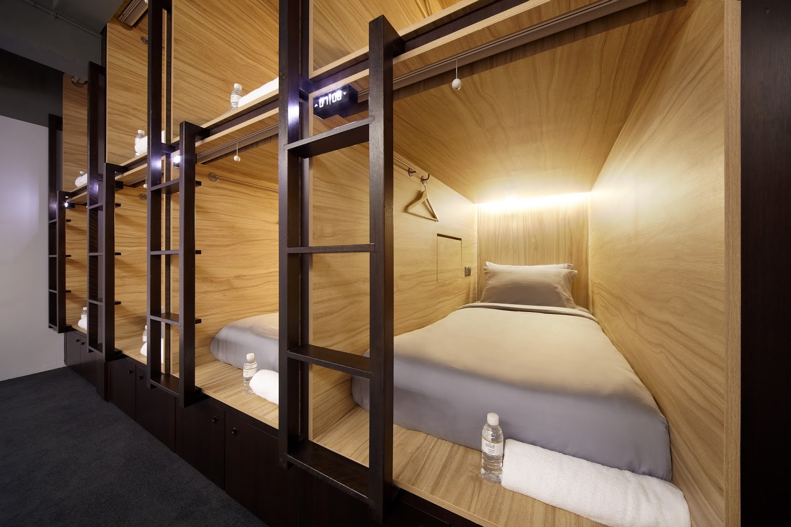 Contemporary Wood Bunk Beds