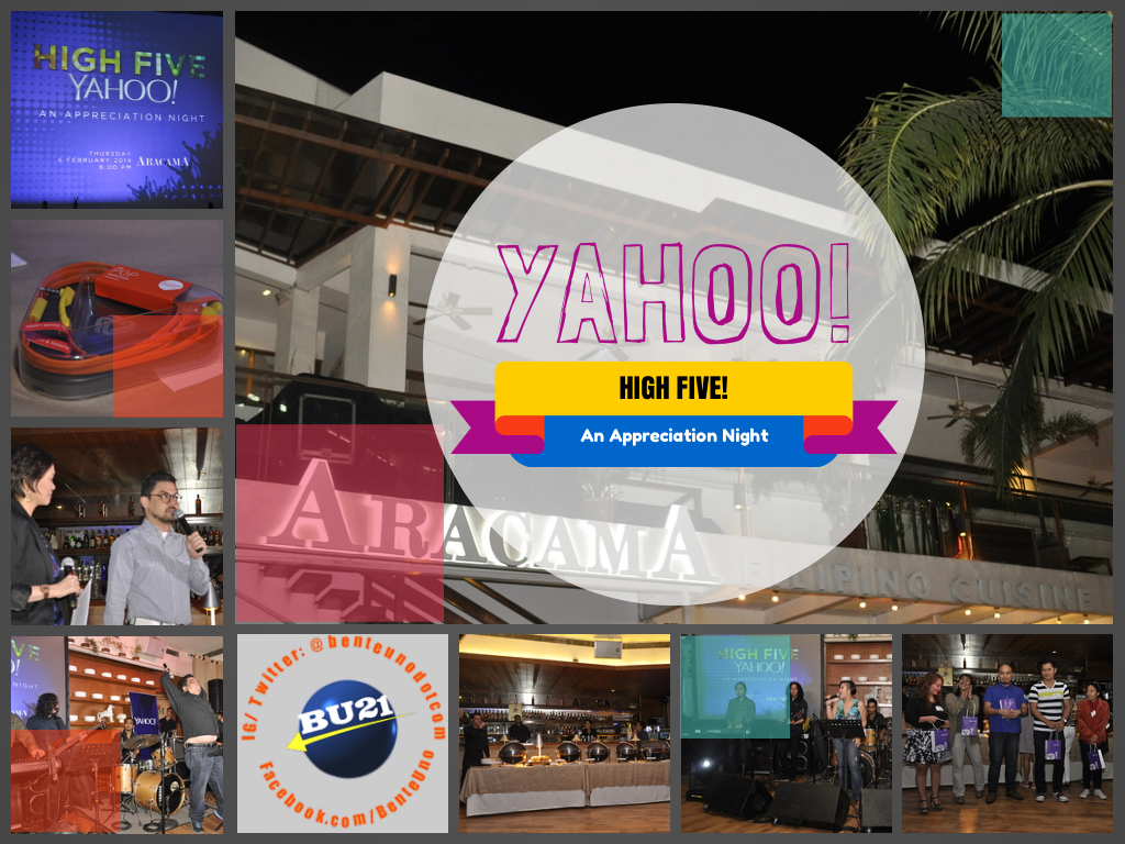 Yahoo High Five Yahoo Philippines celebrates 5 years