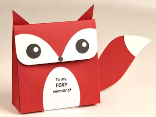 valentine's day favor box, crafty ideas, diy
