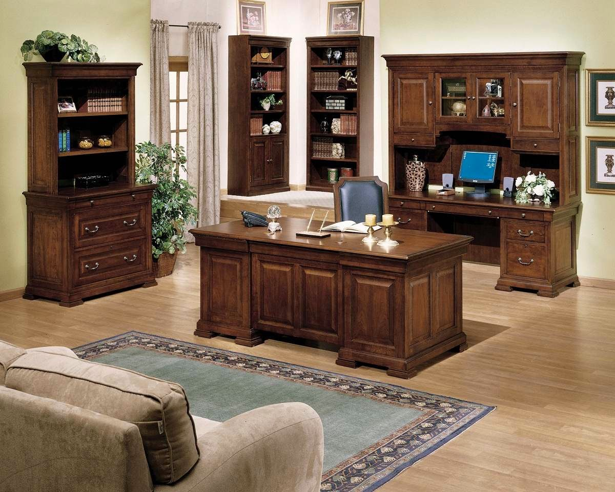 Classic home office design ideas 2014 home design Classic home office design ideas