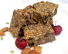 Quinoa Nut and Fruit Protein Bars