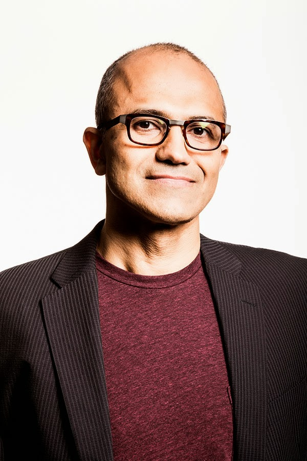 Information about Satya Nadella