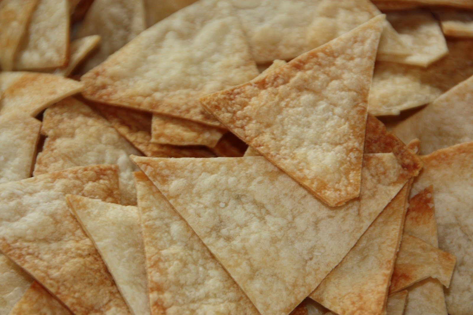 EVERYDAY SISTERS: Homemade Tortilla Chips