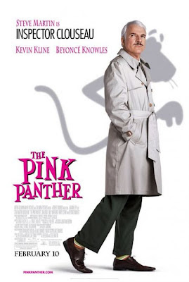 Martin as Clouseau in 'The Pink Panther' (2006)