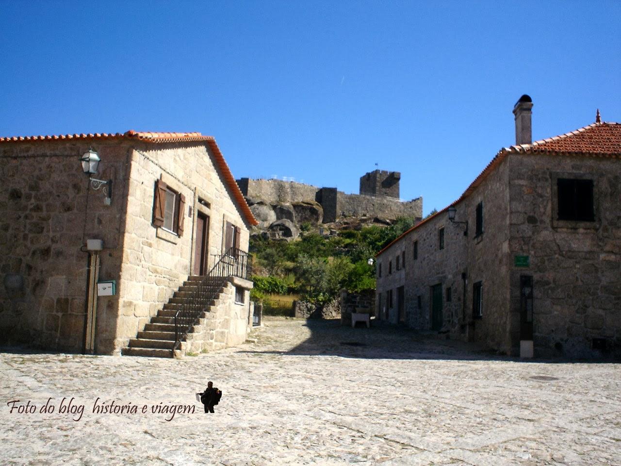 Ruas medievais de linhares