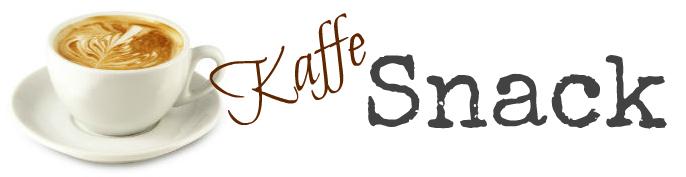 Kaffe Snack
