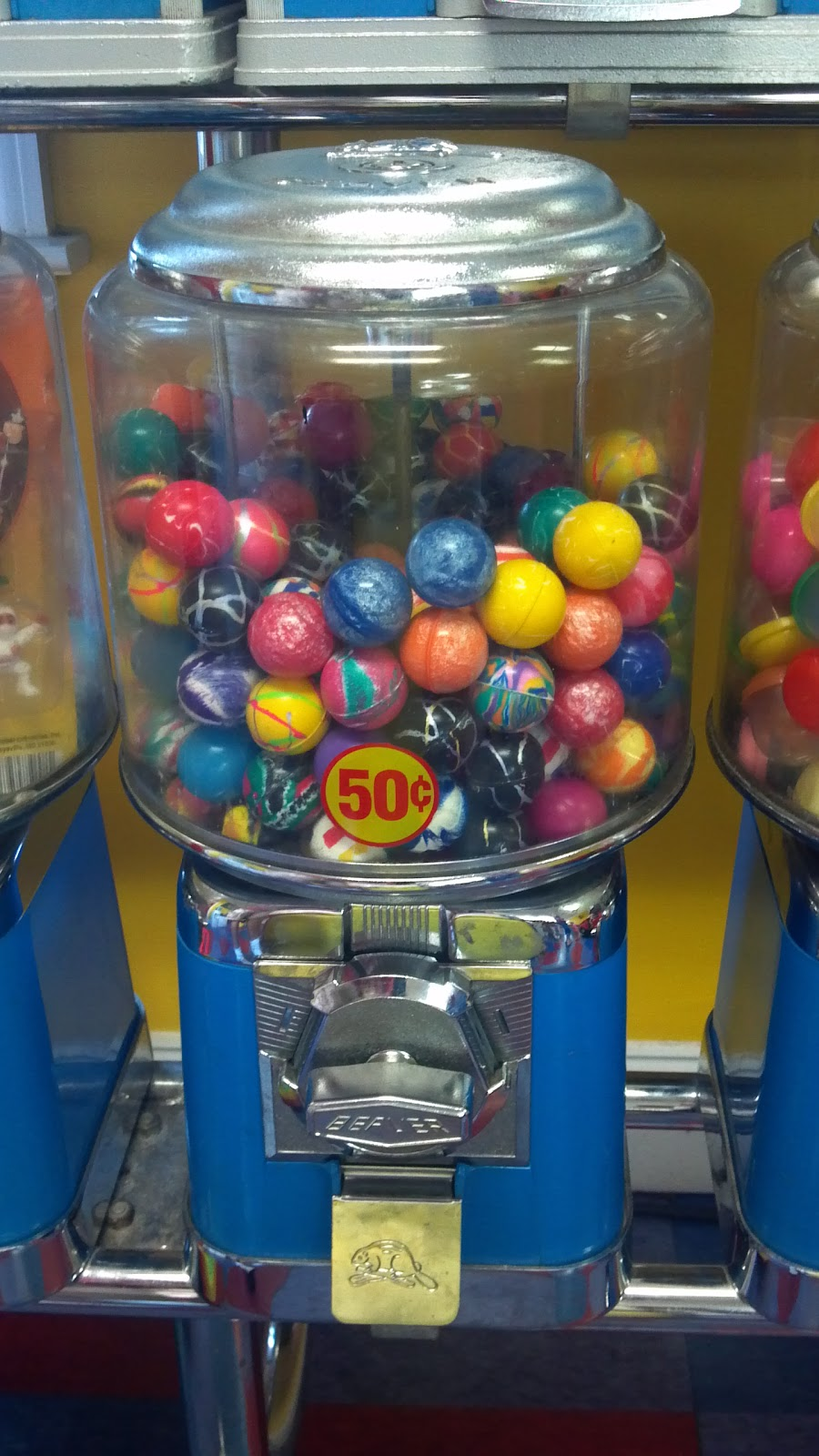 superball machine