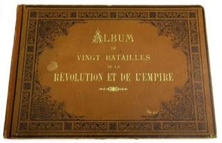 """THÉODORE YOUNG - """"ALBUM DE VINGT BATAILLES DE LA RÉVOTUTION ET DE L'EMPIRE"""""""