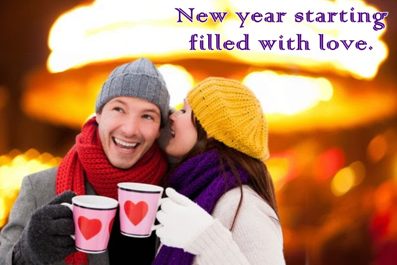 New Year Quotes Image for Greeting