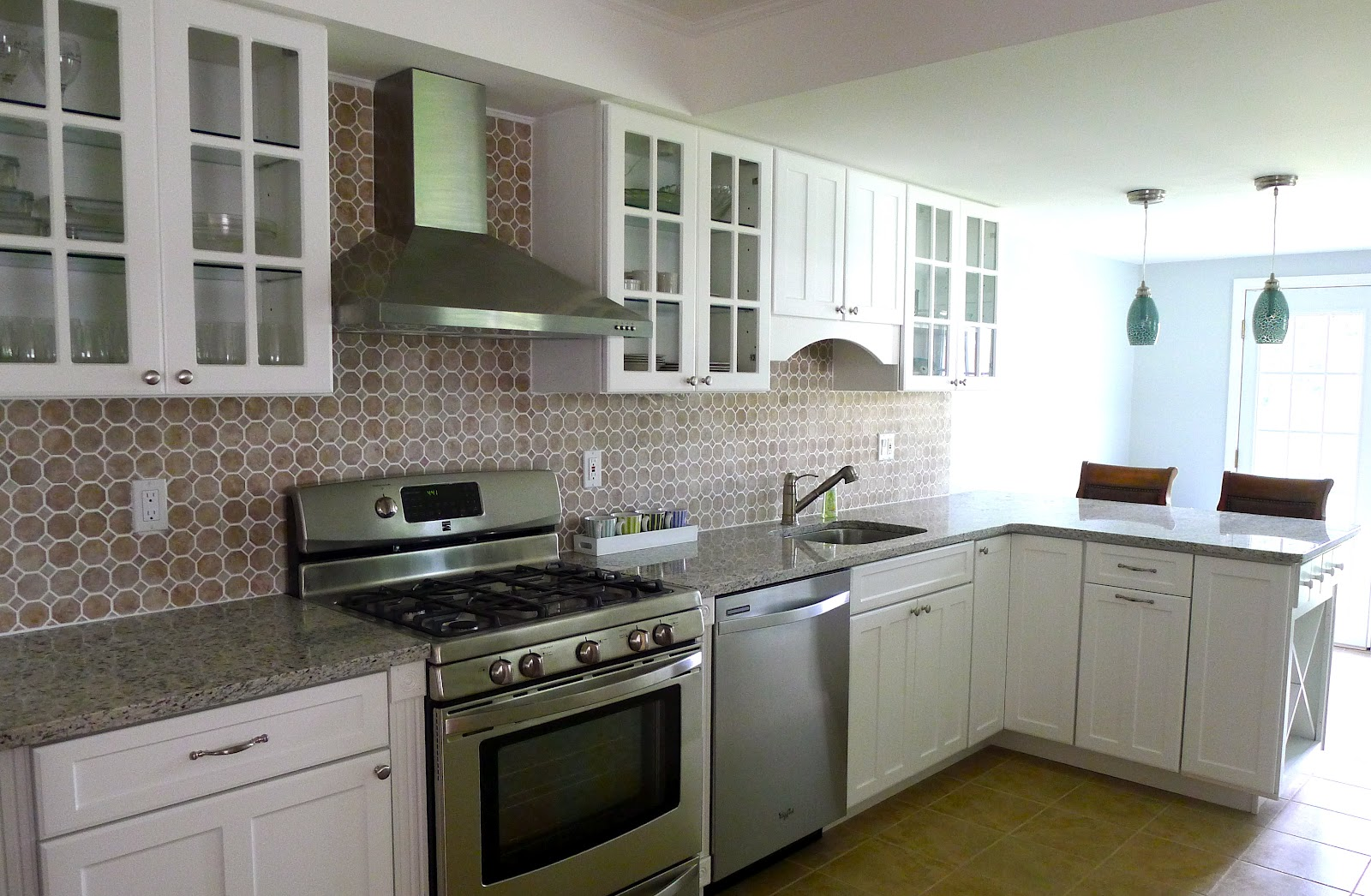 Home sweet abode kitchen makeover before and after - Kitchen makeovers before and after photos ...