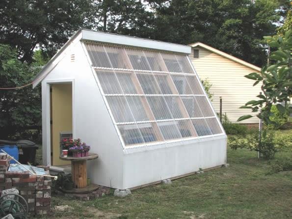 Build it solar blog storing excess daytime solar energy for Hot house plans free