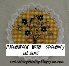 Patchwork with Stitchery Sew-a-long