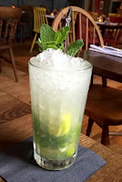 Jamie's Italian Nottingham Review | Morgan's Milieu: Mojitos for the Hubby at Jamie's Italian.