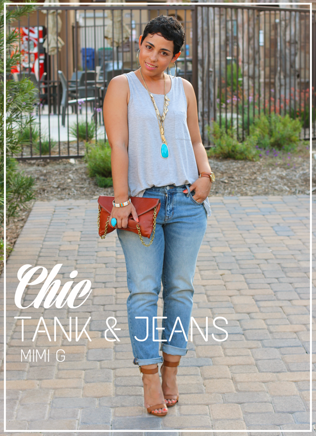 How To Dress Up Jeans u0026 Tanks + My Lush Cosmetics Obsession |Fashion Lifestyle and DIY