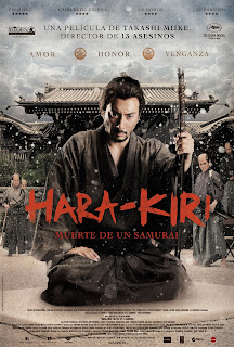 crítica de hara-kiri