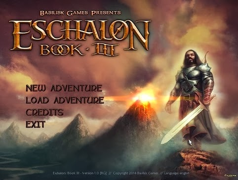 Eschalon: Book 1, 2, 3 Torrent