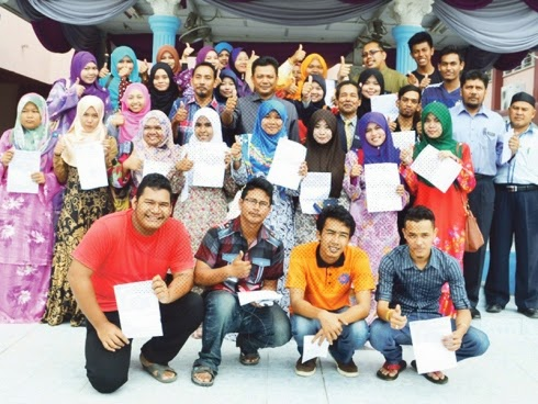 Tahniah Besut antara daerah cemerlang dalam STPM 2014