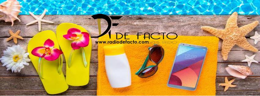 Defacto radio summer edition