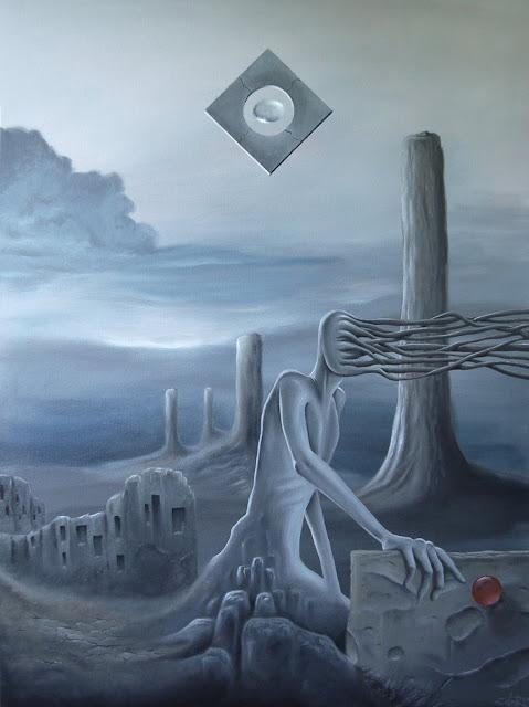 surrealism and visionary art  christian edler