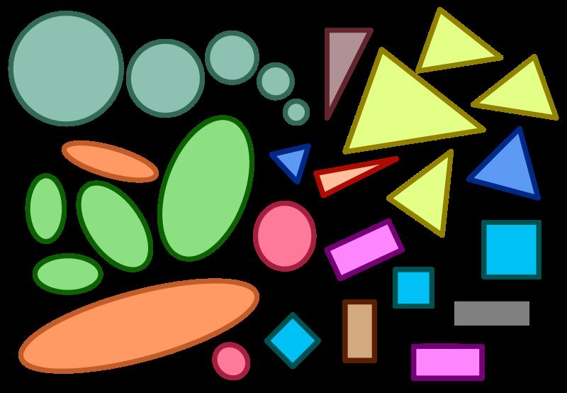 Figuras geom tricas introducci n for Las formas geometricas