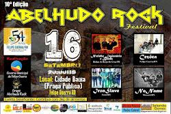 10º FESTIVAL ABELHUDO ROCK