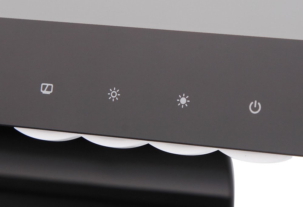 кнопки управления моноблоком MicroXperts M400-01