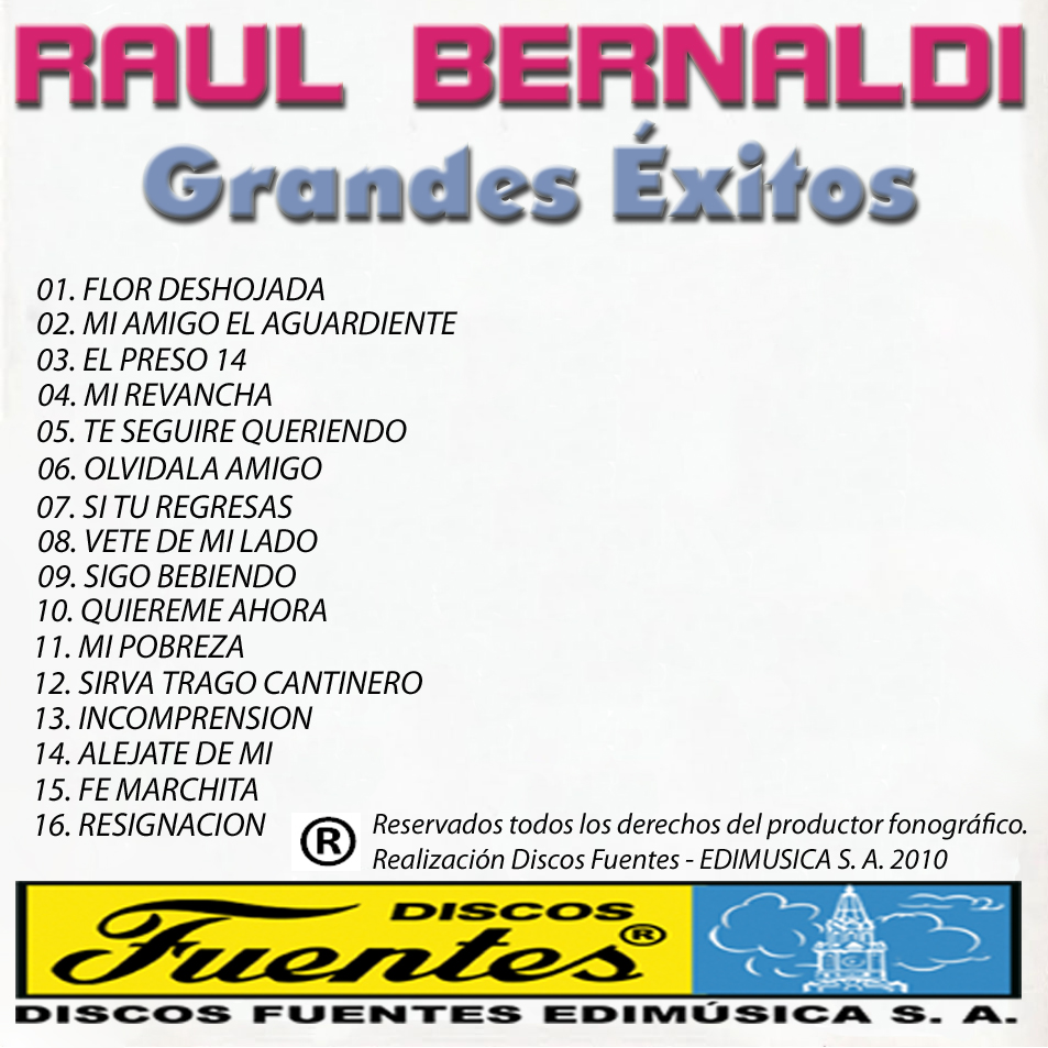 Raul Bernaldi