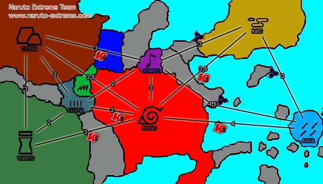[Guía] Movimientos on rol para ir de aldea en aldea. MapaNet+v4