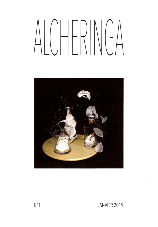 REVUE ALCHERINGA, N° 1, JANVIER 2019