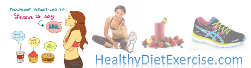 Healthy Diet Exercise Blog