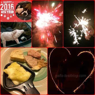 Silvester 2015 - Neuhjahrsgrüße 2016
