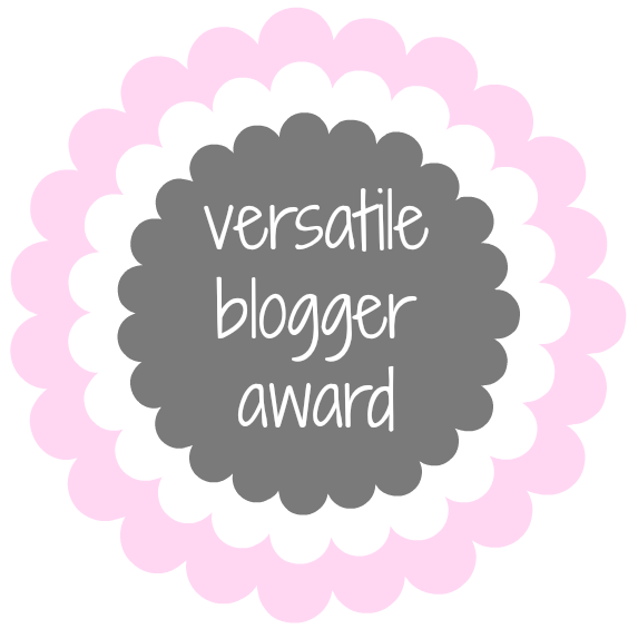 Fashion Beyond Forty Versatile Blogger Award