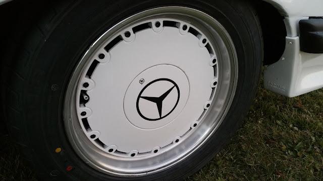 r107 450 sl amg wheels