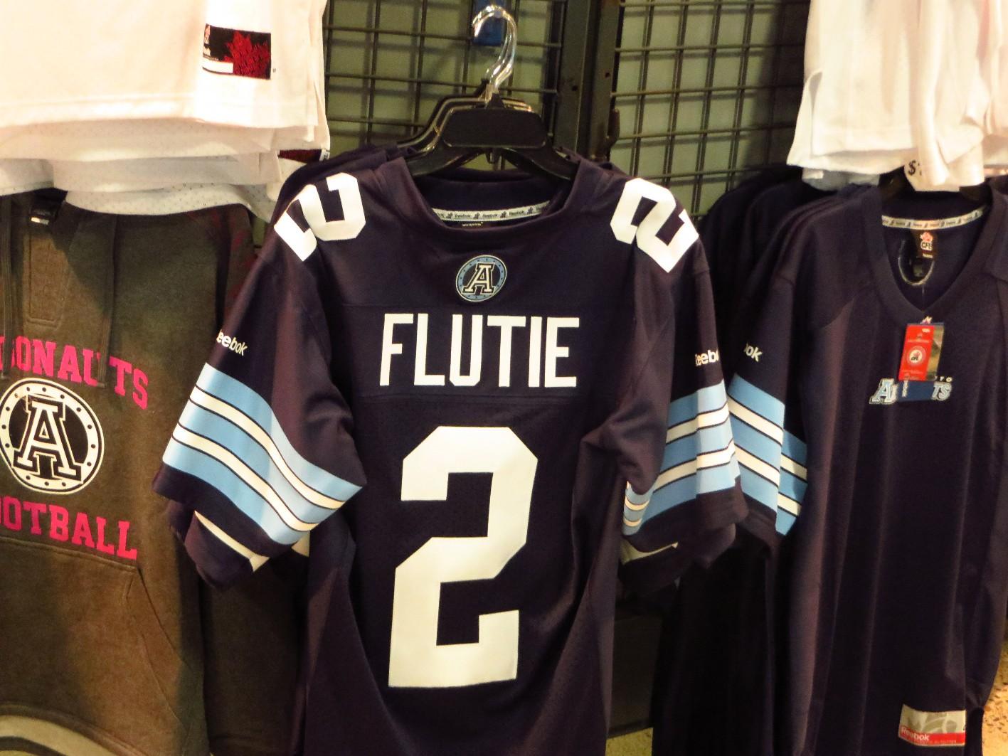 doug flutie jersey