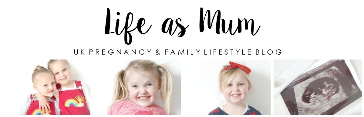 Life As Mum | UK Pregnancy, Parenting & Lifestyle