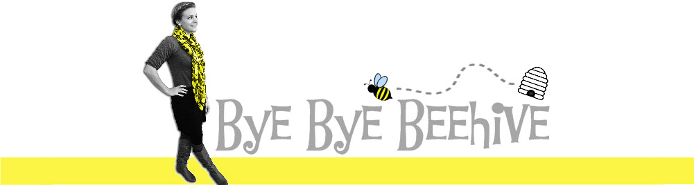 Bye Bye Beehive │ A Hairstyle Blog
