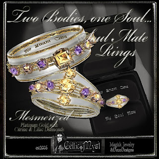 Different Metal Engagement Rings