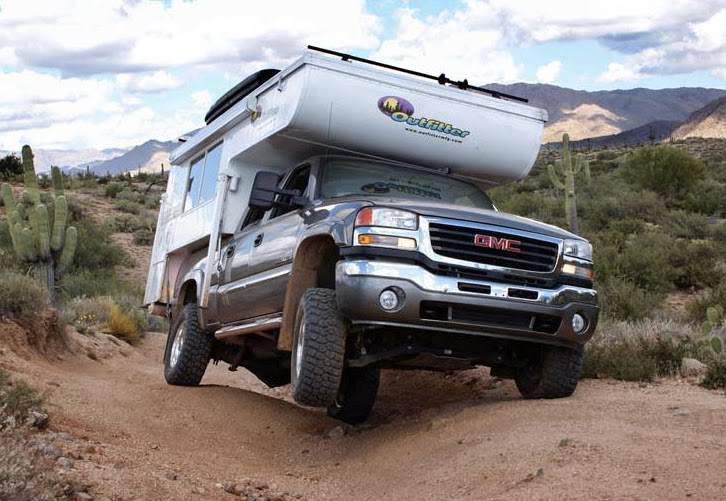 Unique After Some Consideration, We Think The Slide In Pickup Camper Might Just Be The Ultimate Survival Bugout Shelter, Heres Why  You Can Go Literally Anywhere An Off Road Truck Could Go You Cannot Go Off Roading With A Normal RV Or