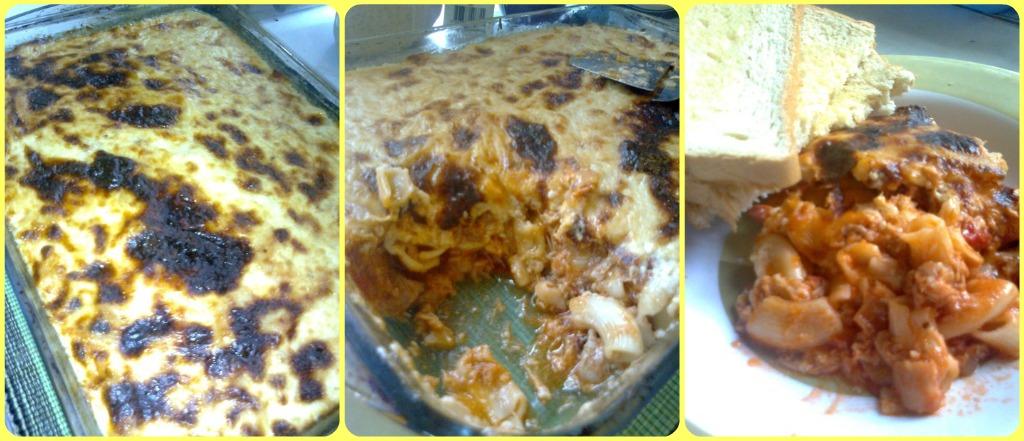 How to cook bake macaroni