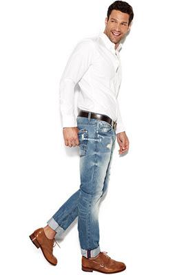 Jeans hombre otoño invierno 2012 2013