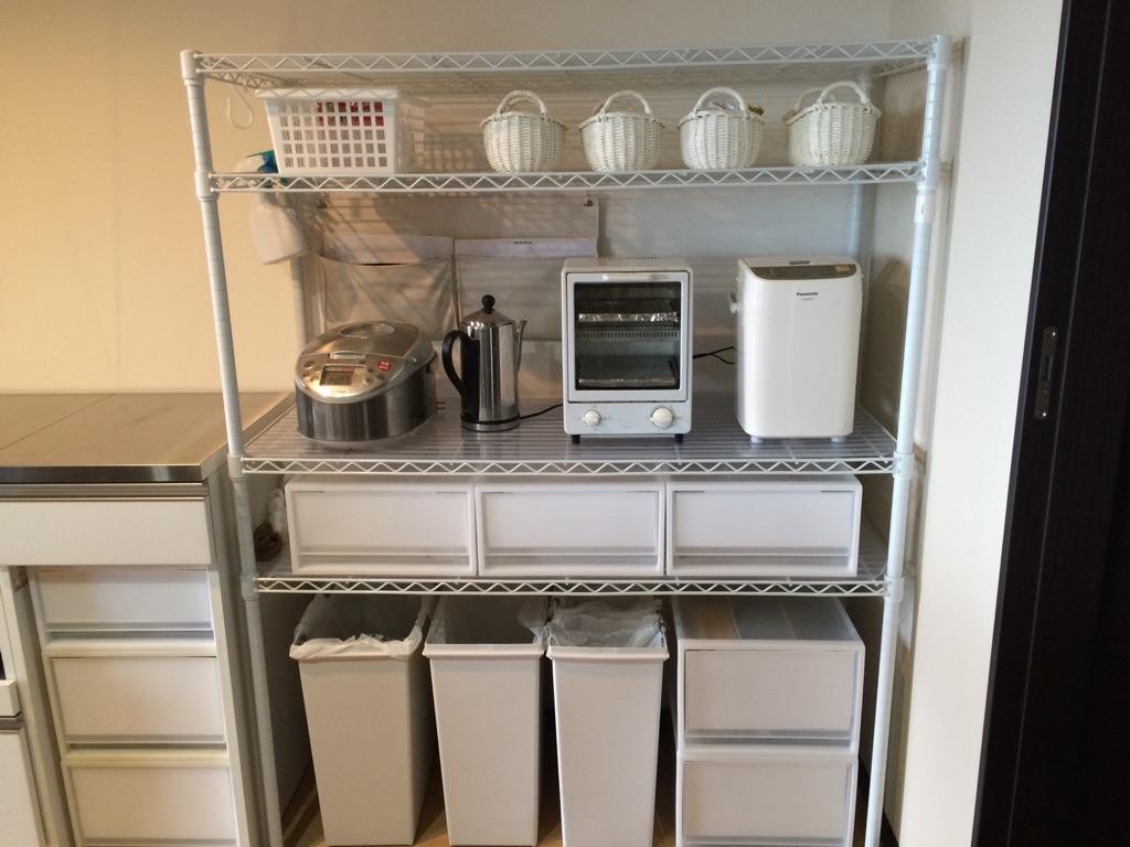 稲葉 春奈 ☆ 整理収納コンサルタント: キッチンが形になってきた!