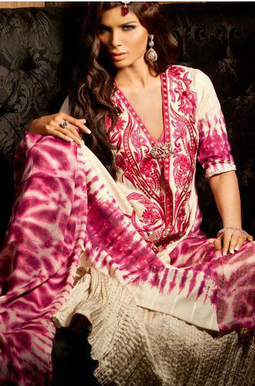 Sana Safinaz Summer Prints