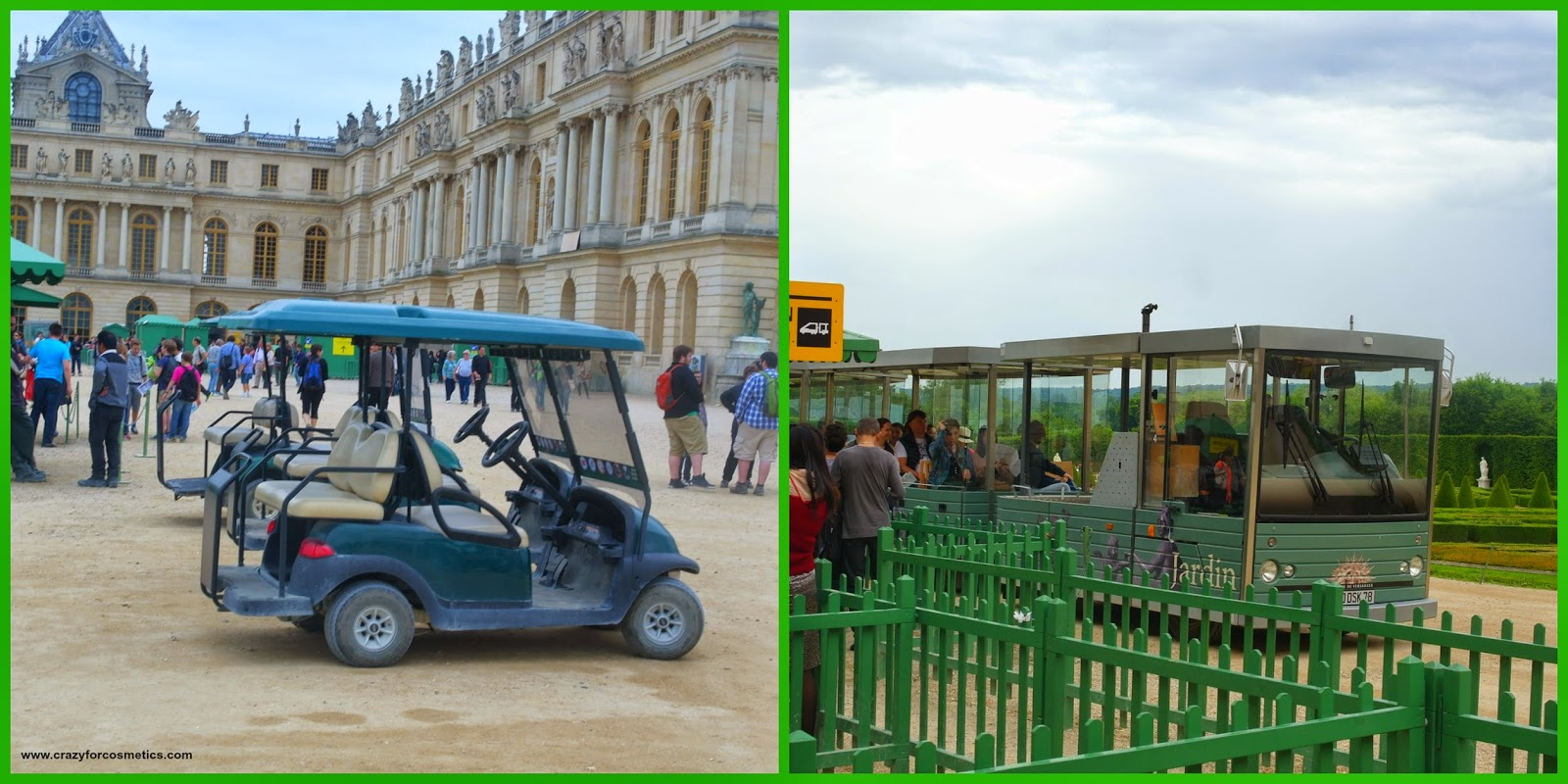 palace of versailles gardens photos