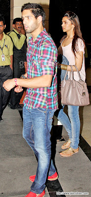 Deepika With Siddharth