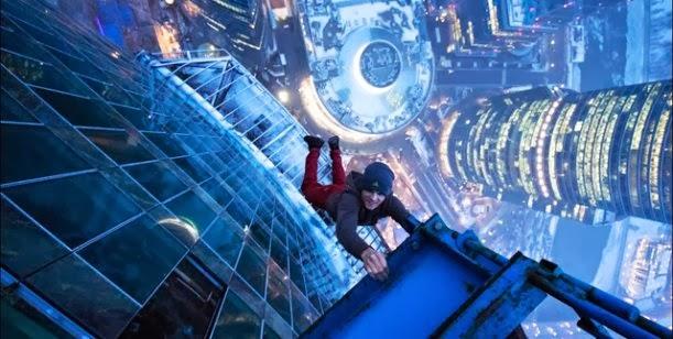 ¿Qué es el Skywalking? Las fotos más impresionantes de la locura rusa 0001256763