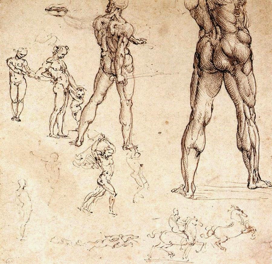 famous leonardo da vinci paintings and drawings best choice