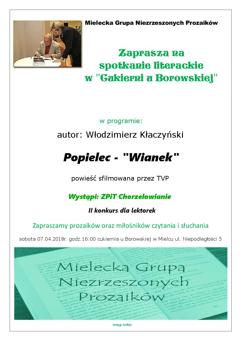 11 spotkanie W Kłaczyński