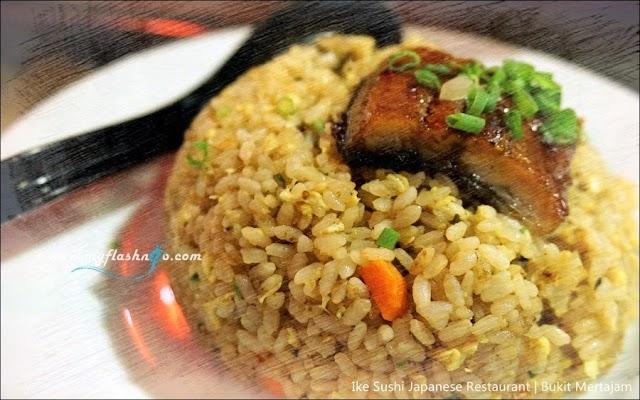 大山脚美食/日本餐 | Ike Sushi 鱼池日本料理